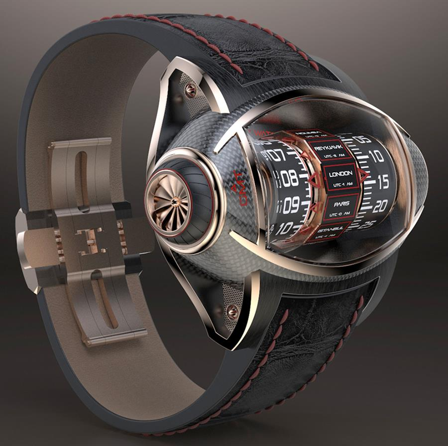 Germain Baillot Concept Watch 3