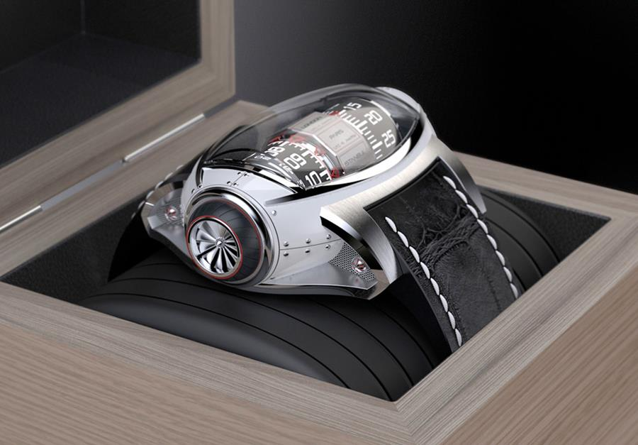 Germain Baillot Concept Watch 8