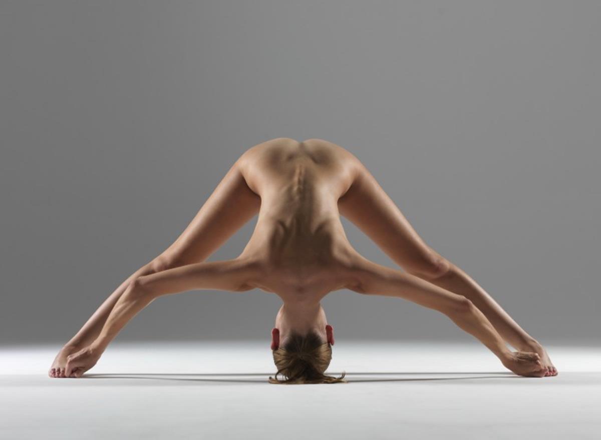 Голая йога смотреть фото — 5