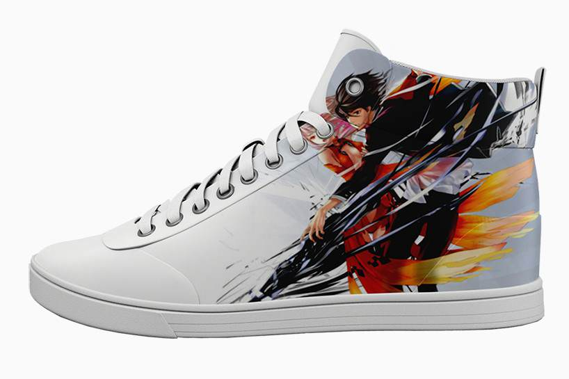 shiftwear customizable e ink sneakers designboom 04 818x545